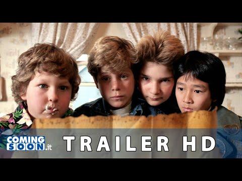 Preview Trailer I Goonies (1985), trailer italiano della versione rimasterizzata del 2019