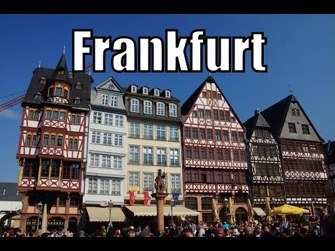 One day in Frankfurt