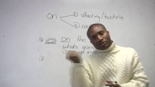 "Idioms&Phrasal Verbs - ""on"""