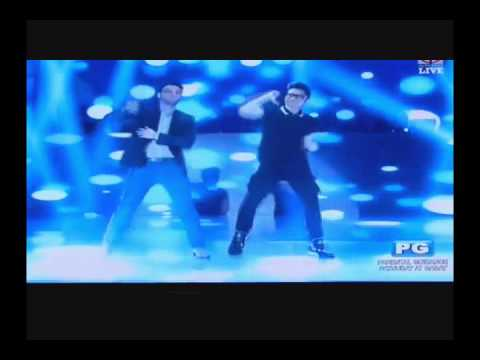 Billy and Vhong Sexy Dance Clean Mix 2013