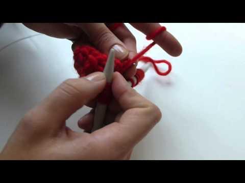 Zopfmuster Stricken lernen – Video-Strickanleitung für Anfänger