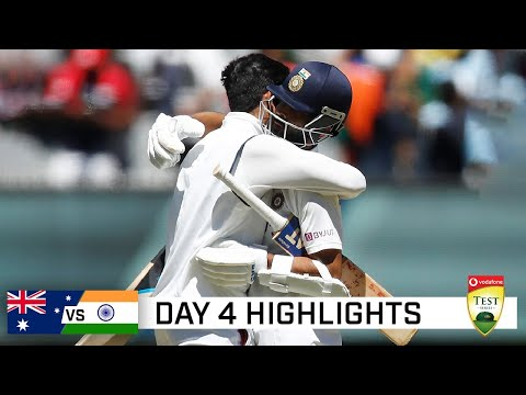 India level series at MCG with convincing eight-wicket win | Vodafone Test Series 2020-21