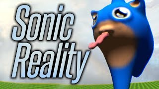 What if Sonic was real?