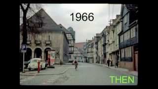 Bad Hersfeld Germany  City pictures : Tribute Bad Hersfeld, Germany Now & Then
