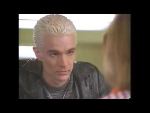 James Marsters Spike Forgets Lines on Set of Buffy Bloopers Compilation Part 2