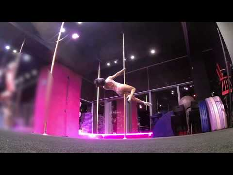 Pole Dance Performance INT2 (2018 Term 1) Lost Star by Keira Knightley