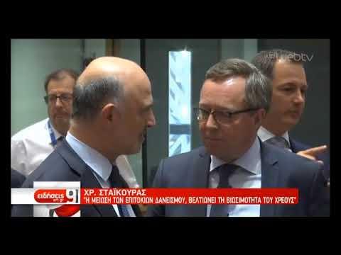 Πολιτική αντιπαράθεση για τα πλεονάσματα | 06/09/2019 | ΕΡΤ