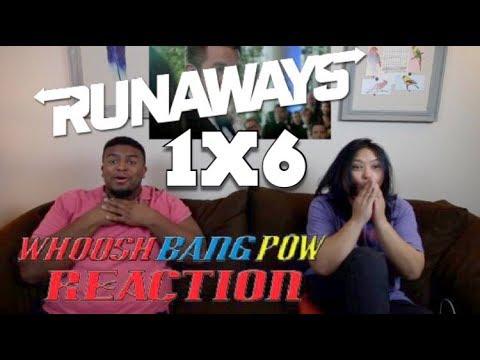 Runaways 1x6 Reaction and Recap