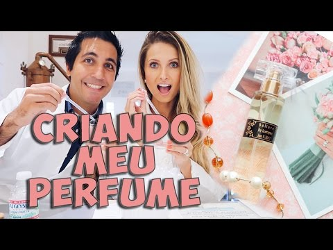 Meu 1º Perfume