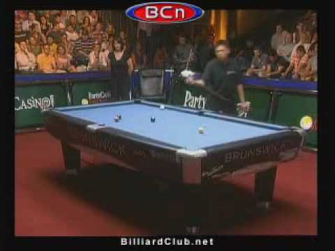 BCn presents: Ronnie O'Sullivan vs. Wu Chia-Ching in the World Pool Masters