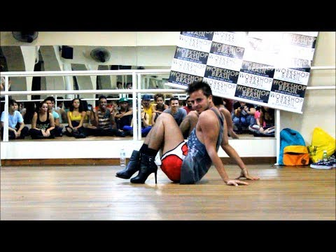 "YANIS MARSHALL CHOREOGRAPHY ""YES"" BEYONCE. WORKSHOP IN BRASIL RIO #YanisTourBitch @yanismarshall"