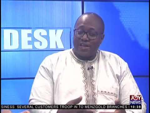 Counter Accusation - News Desk on JoyNews (14-9-18)