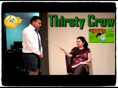 Video Thirsty Crow   Sheorans   Funny Video download in MP3, 3GP, MP4, WEBM, AVI, FLV January 2017