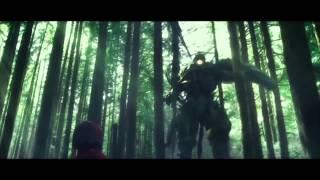 Garm Wars: The Last Druid teaser Trailer directed by Mamoru Oshii