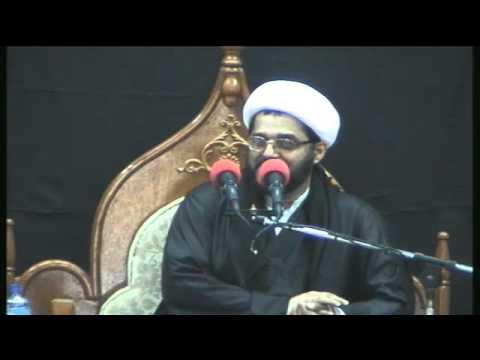 سماحة الشيخ حكيم السندي - عشرة الإمام الحسين عليه السلام