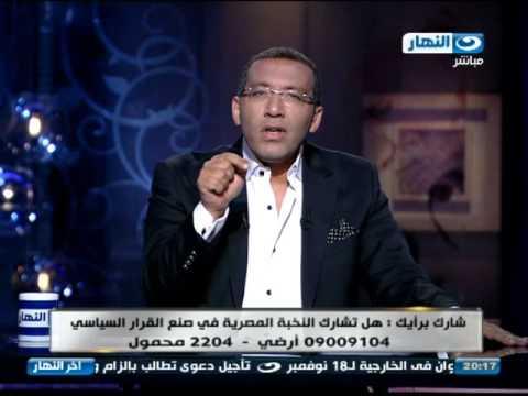 خالد صلاح: النخبة السياسية بمصر «نعرة كذابة ويجب إستبدالها بآخرين»