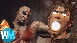 Top 10 Worst Things Kratos Has Done