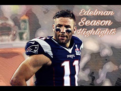 Julian Edelman Season Highlights NFL [HD]