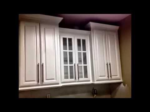video:www.istonefloors.com custom kitchen remodeling