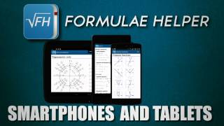 Video de Youtube de Formulae Helper Free - Math