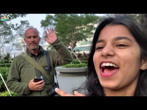 My first trip Abroad- Hongkong -Vlog- Part 1
