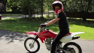8. HONDA CRF 80F (2016 HD) OVERVIEW
