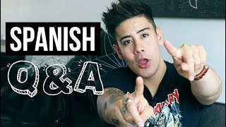 This video is completely in Spanish for my Spanish speaking viewers! Just another Q&A- I believe i've answered most of these questions in my previous regular Q&A's. Hope you have a great day! ▹ BUSINESS INQUIRIES: CONTACT@JAIRWOO.COM▹ SUBSCRIBE! IT'S FREE: http://bit.ly/1fwucqq▹ SNAPCHAT, INSTAGRAM & TWITTER @JAIRWOO▹ TOP 5 SPRING FASHION TRENDS: http://bit.ly/1FZLPAe▹ HOW TO STYLE DENIM JACKET: http://bit.ly/1B5yRue ▹ BUY MY #JWxTV bracelets: http://bit.ly/1BeTk3AS O C I A L M E D I A -✘ S N A P C H A T@JAIRWOO✘ I N S T A G R A Mhttp://www.instagram.com/jairwoo✘ LIKE MY OFFICIAL FACEBOOK!http://facebook.com/officialjairwoo✘ T W I T T E R http://www.twitter.com/jairwoo✘ T U M B L R http://www.jairwoo.tumblr.com✘ B L O G http://www.jairwoo.com✘ JAIRWOO TV http://bit.ly/VcCxXXC A M E R A S & E D I T I N G✘ Editing Software: Final Cut Pro Xhttp://apple.co/1lkUrII✘ Camera: Canon EOS 70D SLRhttp://amzn.to/1HrenUL----------------------------------------------------------A leading YouTube Mens Lifestyleguru based in Los Angeles who hasearned 340K subscribers. Jair offersinformative, educational, and funtutorials as well as mens products,hair styling advice, and tips onpersonal style.