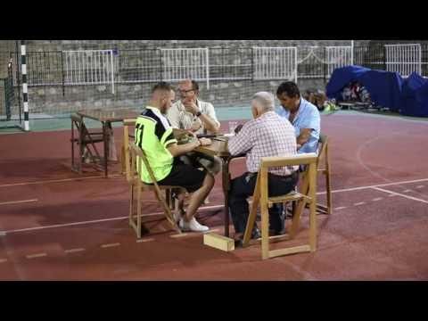 """Torneo de Juegos de Mesa - 24 Horas Deportivas """"Villa de Istán"""" 2016"""