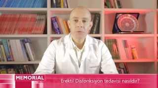 Erektil Disfonksiyon Tedavisi Nasıldır?