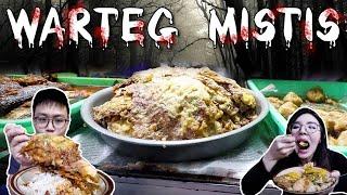 Video WARTEG MISTIS BIKIN MERINDING ENAKNYA!! MENU NYA MISTERIUS!! MP3, 3GP, MP4, WEBM, AVI, FLV Maret 2019