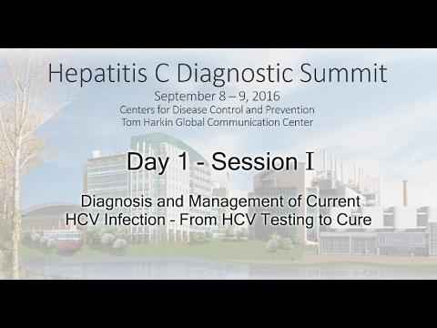 Hep C Diagnostic Summit 2016 - Session I