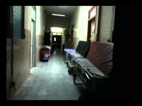 VIDEO: Supuesto fantasma vaga por hospital de Honduras