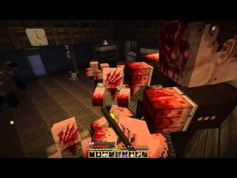 Minecraft: Apocalipsis Zombie #1 (Mapa de Aventura)