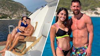 Video Famous Football Players and Wives l Salah, Ronaldo, Neymar .. MP3, 3GP, MP4, WEBM, AVI, FLV Oktober 2018