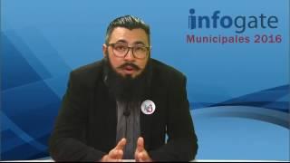 El candidato nos presenta su propuesta municipal y su visión respecto a la comuna en seguridad y bienestar.