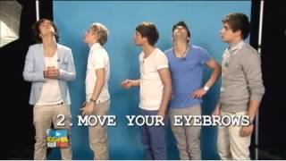 You Gotta See This! One Direction: Cookie Challenge!
