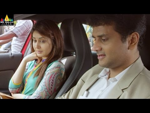 Oohalu Gusagusalade Movie    Srinivas Avasarala trying to impress Rashi Khanna