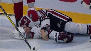 Гимаев пострадал у борта