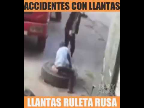 Video Accidentes con llantas al Extremo download in MP3, 3GP, MP4, WEBM, AVI, FLV January 2017