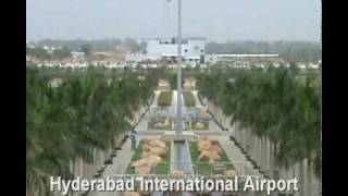 Shamshabad India  City new picture : Hyderabad International Airport at Shamshabad