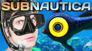 SUBNAUTICA [OG TobyGames Style]