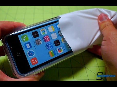 iPhone 5C Unboxing