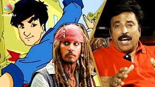 Video Jackie Chan & Jack Sparrow's Tamil Voice REVEALED | Dubbing Artist Muralikumar Interview MP3, 3GP, MP4, WEBM, AVI, FLV Juni 2018