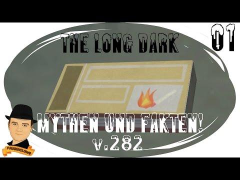 Streichhölzer im Medizinschrank! - Let's Fact: The Long Dark [Teil 1]