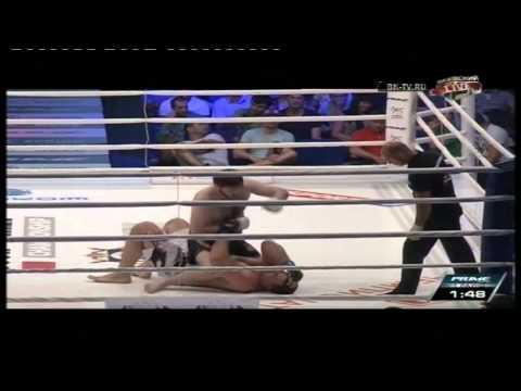 Александр Столяров vs. Шапи Нурмагомедов