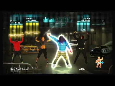 Pump It – The Black Eyed Peas Experience – Wii Workouts