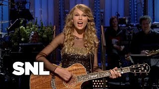 Video Taylor Swift Monologue Song - Saturday Night Live MP3, 3GP, MP4, WEBM, AVI, FLV Desember 2018