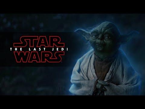 Star Wars: The Last Jedi | Yoda Visits Luke