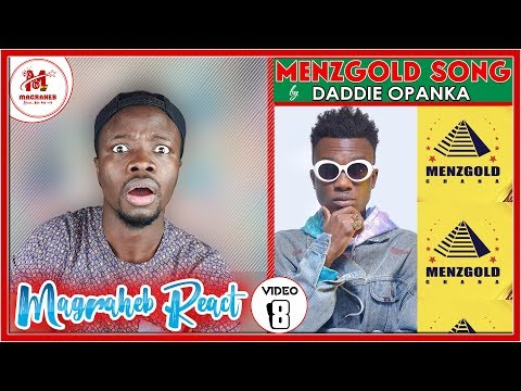 Download Magraheb Reacts to the #MENZGOLD song by Daddie Opanka || #MagrahebReacts