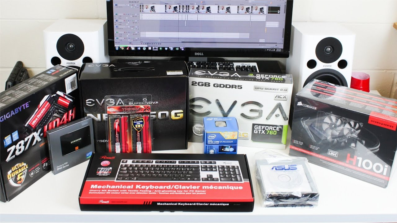 The Ultimate Video Editing PC: Intro!
